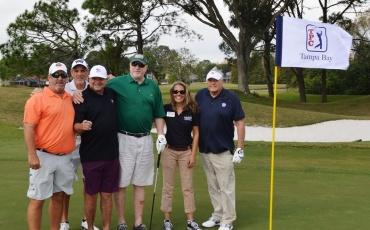 2019 NFL Alumni Tampa Bay Caring for Kids Golf Classic