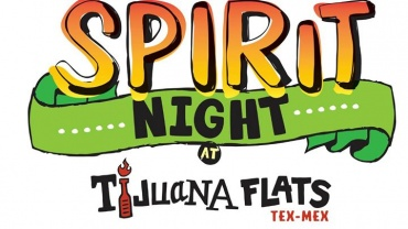 Spirit Night at Tijuana Flats