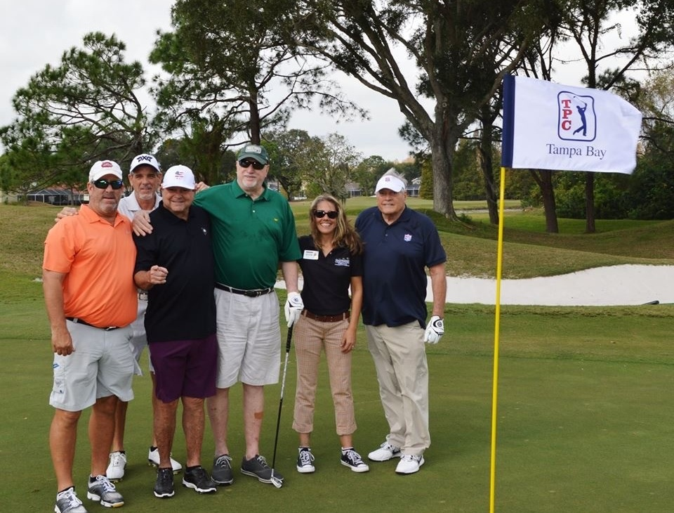 2019 NFL Alumni Tampa Bay Caring for Kids Golf Classic