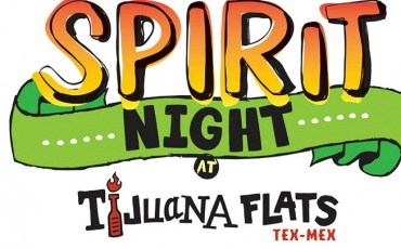 Spirit Night at Tijuana Flats